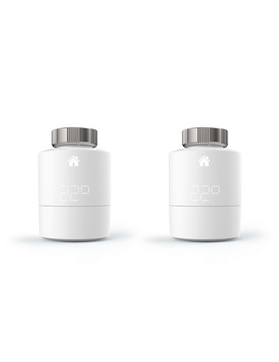 Tado Smart Radiator Thermostat Duo Pack