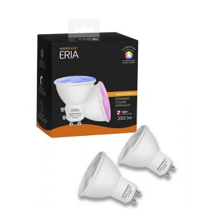 AduroSmart Eria GU10 Spot Kleur 2-pack