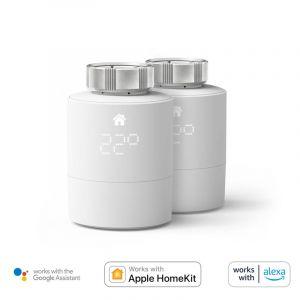 Tado Smart Radiator Thermostat 2 Pack