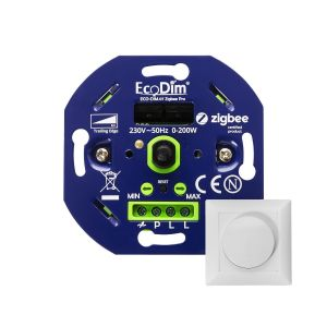 Eco-DIM.07 Pro Smart Rotary Zigbee Dimmer