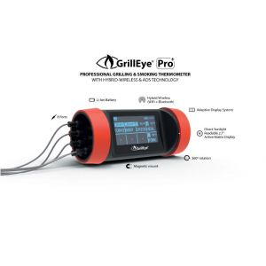 Grill Eye Pro+ Smart Grill en Oven Thermometer