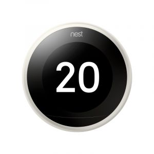 Nest Learning Thermostat 3e generatie - White