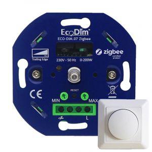 Eco-DIM Smart Rotary Led Dimmer (Zigbee)