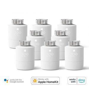 Tado Smart Radiator Thermostat 8 Pack